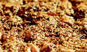 Nuga cu seminte de susan