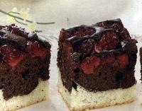 Prăjitură cu vişine (varianta)