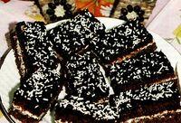 Prajitura cu branza dulce si cacao