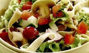 Salata de ciuperci si patru noi variante ale acesteia