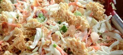 Salata de varza cu mere