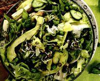 Salata verde cu ou