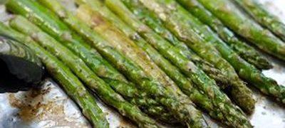 Salata simpla de sparanghel