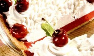 Tort cu marmeladă si crema