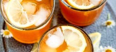 Ceai cu fructe