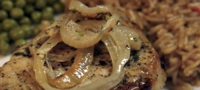 How to Make Lemon Pork Chops