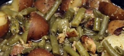 How_to_Make_Southern_Green_Beans_and_Bacon