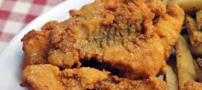 How to Make Spicy Deep Fried Catfish