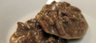 How to make Pecan Praline Candy
