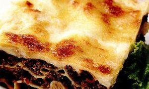 Lasagna cu hasme