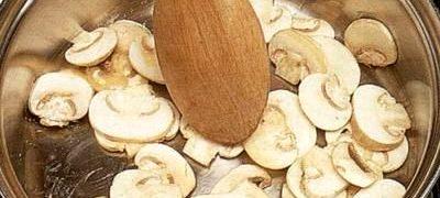 Ciuperci in untdelemn
