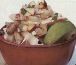 Salata de telina cu piept de pasare