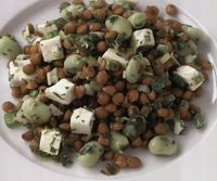 Bean_and_feta_salad