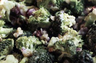 Cea mai buna salata de broccoli