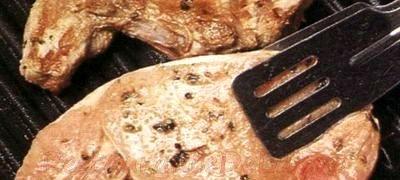 Cotlete de porc pane (in pesmet)