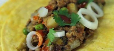 Taco Mexican Salad
