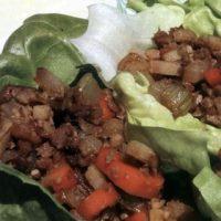 Pachetele de salata verde