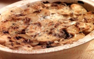 Plăcintă de cartofi şi curry