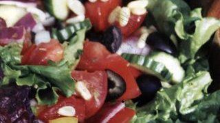 Salata cu nuci in stil grecesc