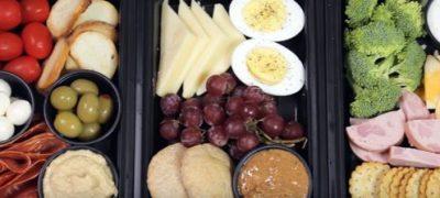 5 Delicious Snack Box Ideas