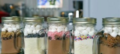 How to Make Hot Chocolate In A Jar