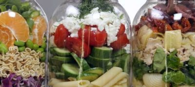 How to Make Pasta Salads In A Jar