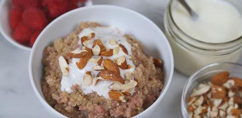How to Make Quinoa Breakfast Bowls