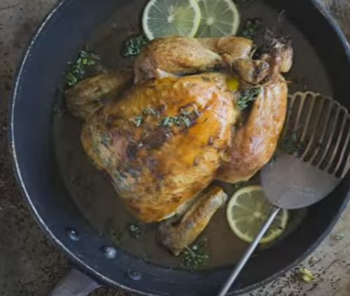 How to make Herb Roast Chicken (VIDEO)