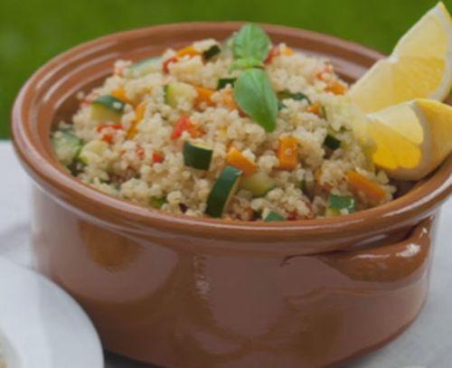 Risotto din quinoa