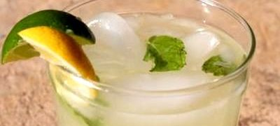 Limonada cu sifon