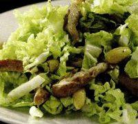Salata verde cu urda