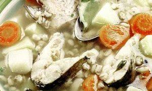Supa limpede de peste