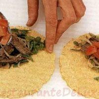 Herby chicken tortilla