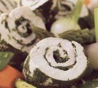 Rulouri cu legume şi cu carne