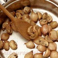 Sote aromat de ciuperci