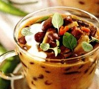Salata de fasole tucara cu iaurt