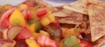 Tortilla cu legume si telina