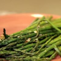 Sparanghel cu sos de soia