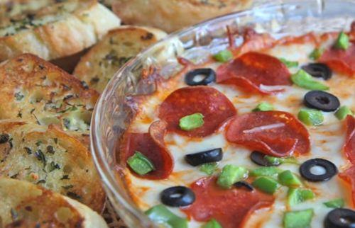 Pizza cu afumătură