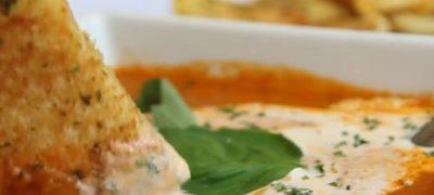 Supă crema de legume cu chimen