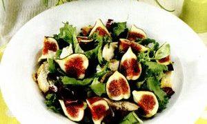 Salată de pui cu andive si linte rosie