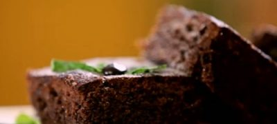 Low-carb Cakey Brownies