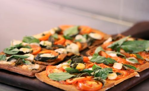 Pizza Cele patru anotimpuri