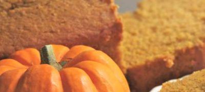 Pumpkin Squares