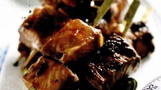 Indian Style Tuna Kebabs