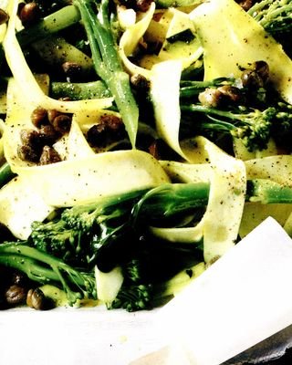 Salata de cartofi dulci si porumb