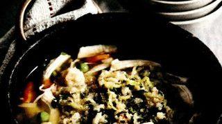 Supa de pui cu orez