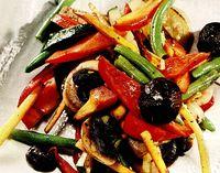 Salata de soia cu busuioc