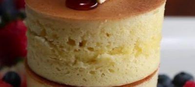 Pancake cu fructe