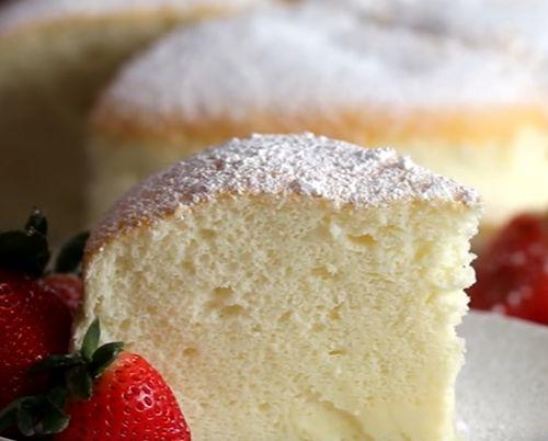 Cheesecake cu mere si stafide